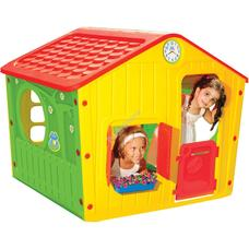 BOT 1140  VILLAGE HOUSE red BUDDY TOYS