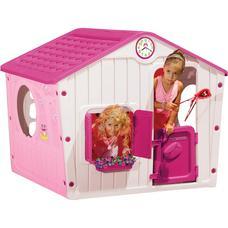 BOT 1142 VILLAGE HOUSE pink BUDDY TOYS