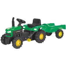 BPT 1012 Pedálos traktor BUDDY TOYS