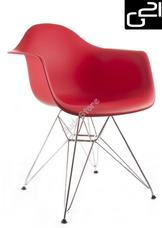 Design szék G21 Decore Red GA-DC01RD