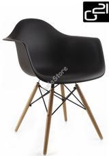 Design szék G21 Lumber Black GA-LM01BL