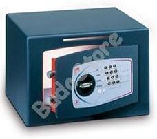 TECHNOMAX DTR-4 bútor trezor bedobónyílással elektronikus időzárral DTR4