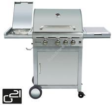 G21 California BBQ Premium line grill 4 égőfej + ajándék nyomáscsökkentő GAH-3ED