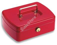 BURG WACHTER Office Line modern pénzkazetta 2207 piros