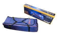 Levenhuk Zongo 80 teleszkóp táska nagy kék 37624