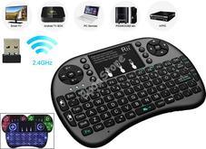 Rii i8+ Multimédiás QWERTY billentyűzet és precíziós touchpad 115449