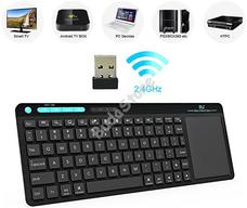Rii K18 Multifunkciós QWERTY billentyűzet és precíziós touchpad 115460