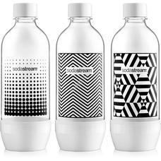 SODASTREAM Különleges nyomásálló műanyag csomag Black&White