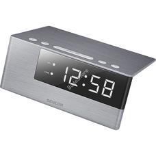 SENCOR SDC 4600 WH Digitális ébresztőóra fehér SDC4600WH