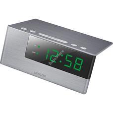 SENCOR SDC 4600 GN Digitális ébresztőóra zöld SDC4600GN