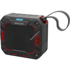 SENCOR SSS 1050RD BT Vezeték nélküli hangszóró fekete SSS1050RD