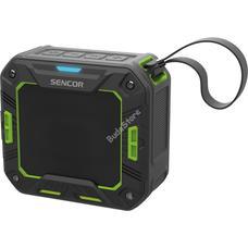SENCOR SSS 1050GN BT Vezeték nélküli hangszóró zöld SSS1050GN