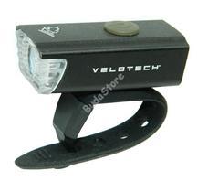 Velotech első újratölthető 1 LED alumínium mini lámpa 34500