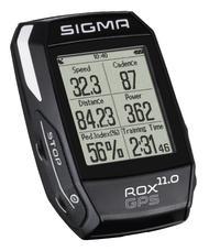 SIGMA Computer Sigma ROX 11 GPS komplett szett fekete