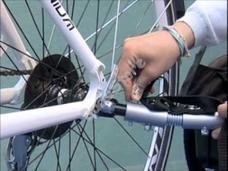 BELLELLI Utánfutó adapter B-Taxihoz felnőtt kerékpárra