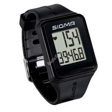 SIGMA Pulzusmérő Sigma iD.GO fekete