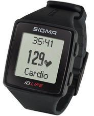 SIGMA Pulzusmérő Sigma iD.LIFE fekete