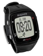 SIGMA Pulzusmérő Sigma iD.run fekete