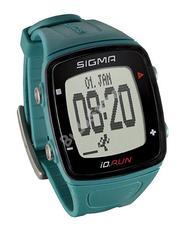 SIGMA Pulzusmérő Sigma iD.run zöld