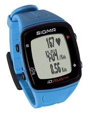 SIGMA Pulzusmérő Sigma iD.run hr kék