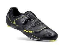 NORTHWAVE Cipő NW ROAD SONIC 2 PLUS 40,5 fekete-sárga