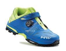 NORTHWAVE Cipő NW ALL TER.ENDUROMID 46 kék-sárga
