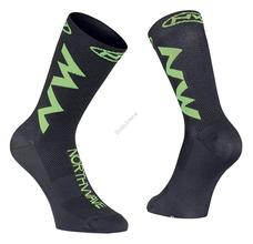 NORTHWAVE Zokni NW EXTREME AIR M(40-43) fekete/limefluo 89182132-05-M