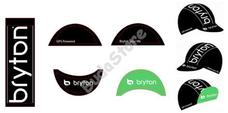BRYTON Bryton kis sapi fekete Bryton logóval BRKALAP