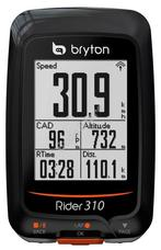 BRYTON Computer Bryton Rider 10E GPS komputer fehér BRRIDER10EW