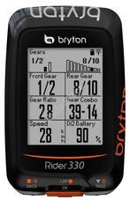BRYTON Computer Bryton Rider 330E GPS komputer BRRIDER330E