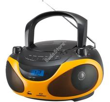 SENCOR SPT228BO Hordozható MP3-as Cd rádió USB SPT 228 BO