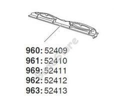 THULE Thule alk WingBar 962 alk  TH1500052412