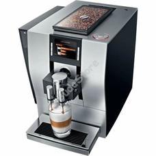 Jura Impressa Z6 automata kávéfőző Satinsilver