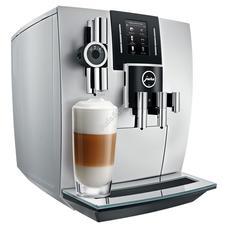 Jura Impressa J6 automata kávéfőző Brillantsilver
