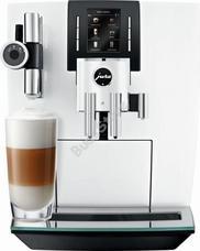 Jura Impressa J6 automata kávéfőző Pianowhite