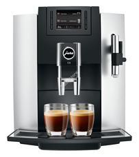 Jura E8 automata kávéfőző Platin
