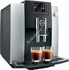 Jura E6 automata kávéfőző Platin