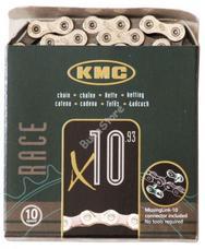 KMC biciklilánc X10 SILVER