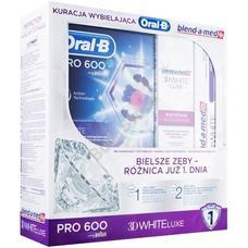 Oral-B 600 Elektromos fogkefe GYOB600