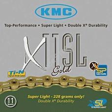 KMC biciklilánc X11 SL GOLD
