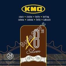 KMC biciklilánc X8 MTB 8 sebességhez