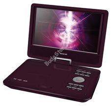 SENCOR SPV2919 Hordozható DVD lejátszó Red SPV 2919 RED
