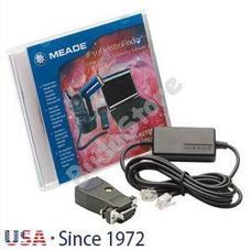 Meade 506 csatlakozókábel-készlet szoftverrel 71870