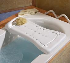 Meyra DuBaStar fürdető pad fogantyúval 69cm