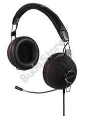 HAMA 51654 Pc headset Sonority fekete