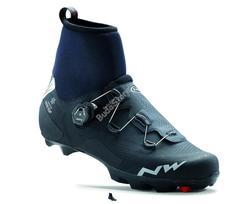 NORTHWAVE Cipő NW MTB RAPTOR ARCTIC GTX 47, téli, fekete