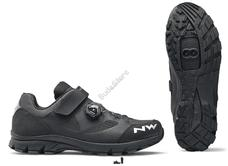 NORTHWAVE Cipő NW ALL TER. TERREAPLUS 47 fekete 80183020-10-47