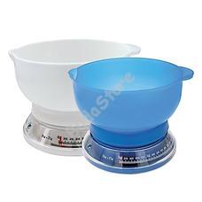 FG ELECTRONICS KCI Mechanikus konyhai mérleg kék