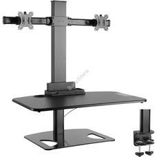 STELL SOS 3120 Ülő/álló asztali munkaállomás SOS3120