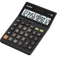 CASIO D 120 B S Asztali számológép D120BS